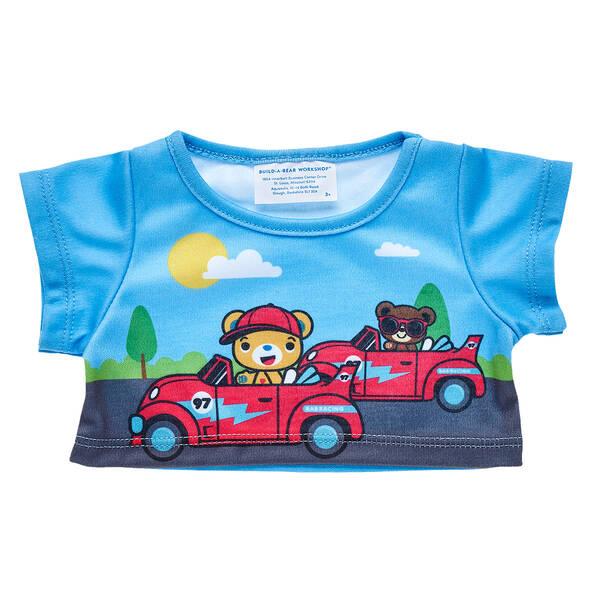 Kabu™ Car T-Shirt - Build-A-Bear Workshop®