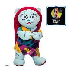 Sally Plush Doll from Disney Tim Burton's The Nightmare Before Christmas - Build-A-Bear Workshop®