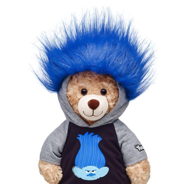 DreamWorks Trolls Branch Hoodie with Hair, , hi-res