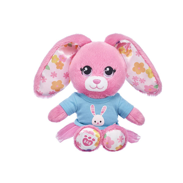 Build-A-Bear Buddies™ Pink Petals Bunny Gift Set, , hi-res