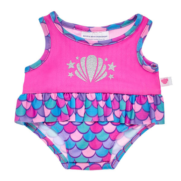Mermaid Swimsuit - Build-A-Bear Workshop®