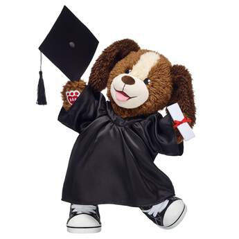 Playful Pup Graduation Gift Set, , hi-res