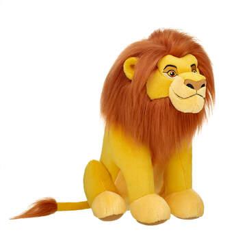 Disney The Lion King Mufasa - Build-A-Bear Workshop®