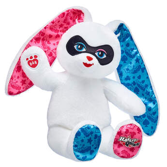 Online Exclusive Harley Quinn Bunny - Build-A-Bear Workshop®
