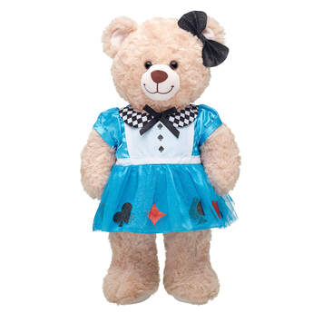 Online Exclusive Disney Alice Costume - Build-A-Bear Workshop®