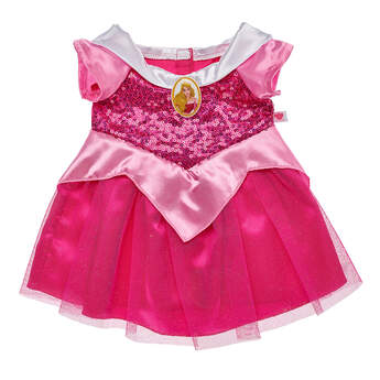 Disney Princess Aurora Dress - Build-A-Bear Workshop®