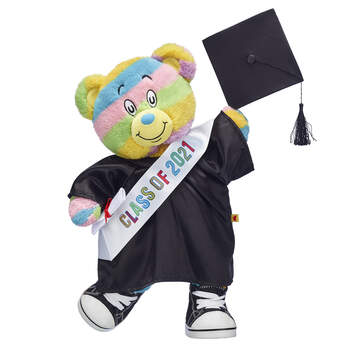 Oh, the Places You'll Go! Bear Class of 2021 Gift Set, , hi-res