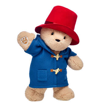 Paddington Coat and Hat Set - Build-A-Bear Workshop®