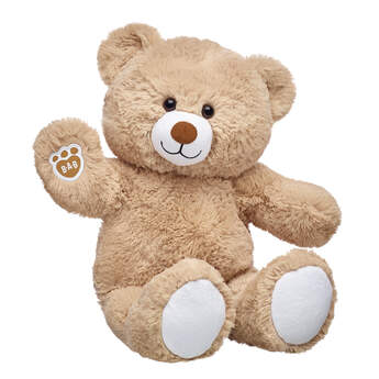 Online Exclusive Cuddly Brown Bear - Build-A-Bear Workshop®