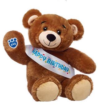Bearemy the Birthday Bear Gift Set, , hi-res
