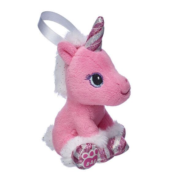 Swirl Unicorn Ornament, , hi-res