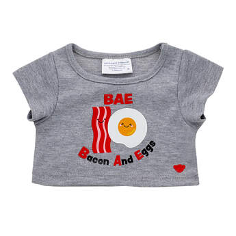 Online Exclusive BAE (Bacon and Eggs) T-Shirt - Build-A-Bear Workshop®