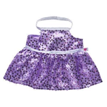 Purple Easter Dress, , hi-res