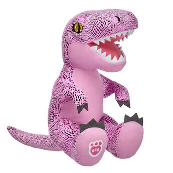 Pink Tyrannosaurus Rex - Build-A-Bear Workshop®