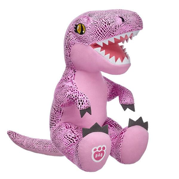 Pink Tyrannosaurus Rex - Build-A-Bear Workshop®