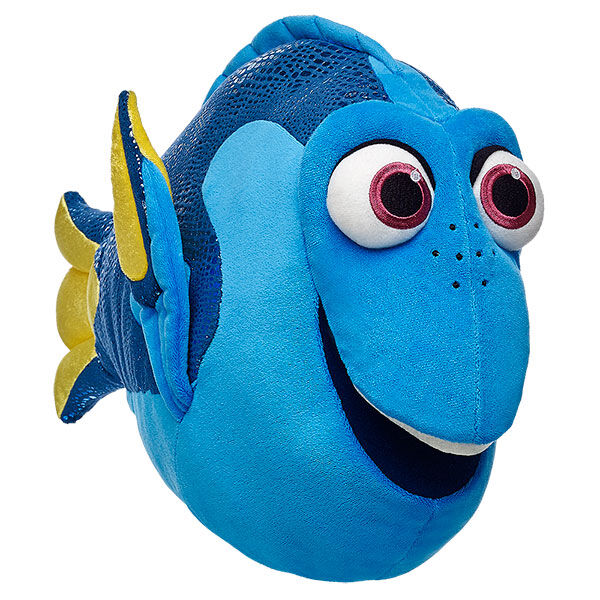 finding dory plush collection build a bear