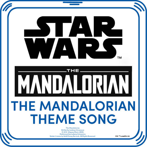 The Mandalorian™ Theme Song - Build-A-Bear Workshop®