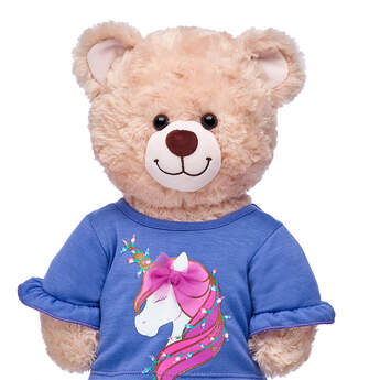 Christmas Unicorn T-Shirt - Build-A-Bear Workshop®