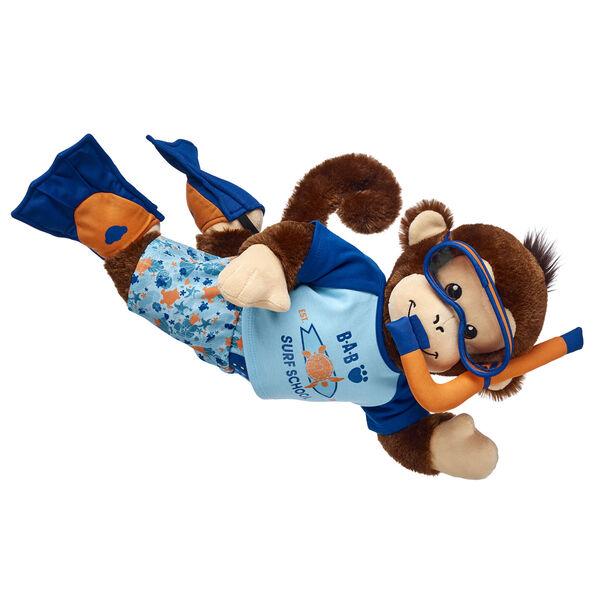 Smiley Monkey Snorkel Gift Set, , hi-res