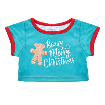 Beary Merry Christmas T-Shirt - Build-A-Bear Workshop®