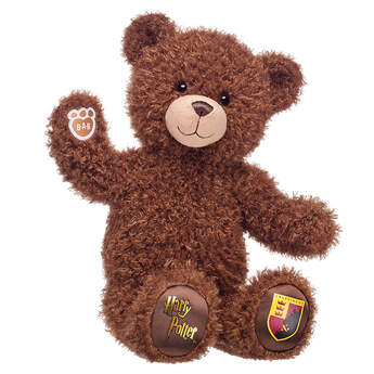 Online Exclusive GRYFFINDOR™ House Bear - Build-A-Bear Workshop®