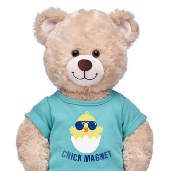 Online Exclusive Chick Magnet T-Shirt - Build-A-Bear Workshop®
