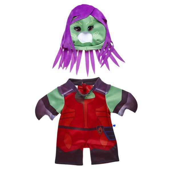 Gamora™ Costume 2 pc., , hi-res