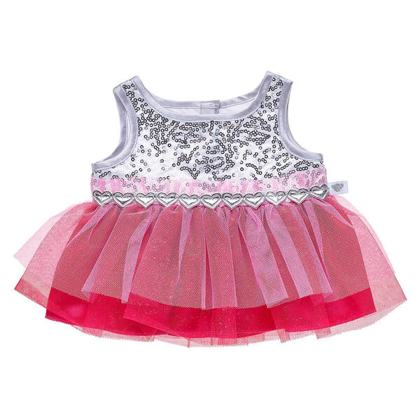 Fancy Sequin Dress - Build-A-Bear Workshop®