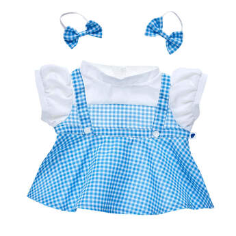 The Wizard of Oz™ Dorothy™ Costume - Build-A-Bear Workshop®