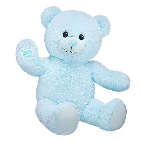 Online Exclusive Blue Baby Bear - Build-A-Bear Workshop®
