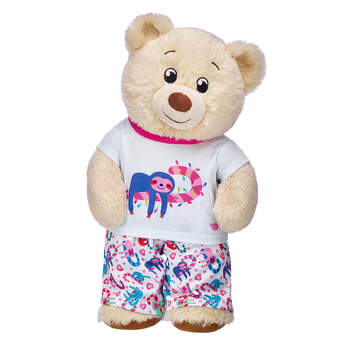 Online Exclusive Lil' Cub Pudding Christmas PJs Gift Set, , hi-res