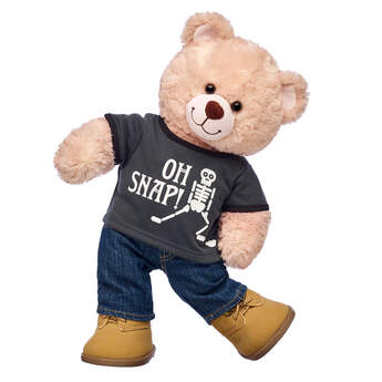 Online Exclusive Happy Hugs Teddy Oh Snap Gift Set, , hi-res
