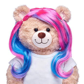 Rainbow Wig - Build-A-Bear Workshop®