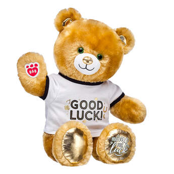 Online Exclusive Lucky Hugs Bear Gift Set, , hi-res