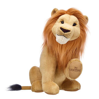 Disney The Lion King Simba - Build-A-Bear Workshop®