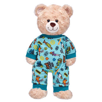 Scooby-Doo™ Sleeper - Build-A-Bear Workshop®