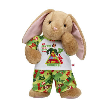 Online Exclusive Pawlette™ Buddy the Elf™ Pyjama Gift Set, , hi-res