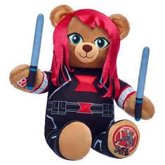 Online Exclusive Build-A-Bear as Black Widow - Build-A-Bear Workshop®