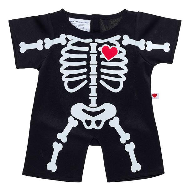 Black Skeleton Suit - Build-A-Bear Workshop®