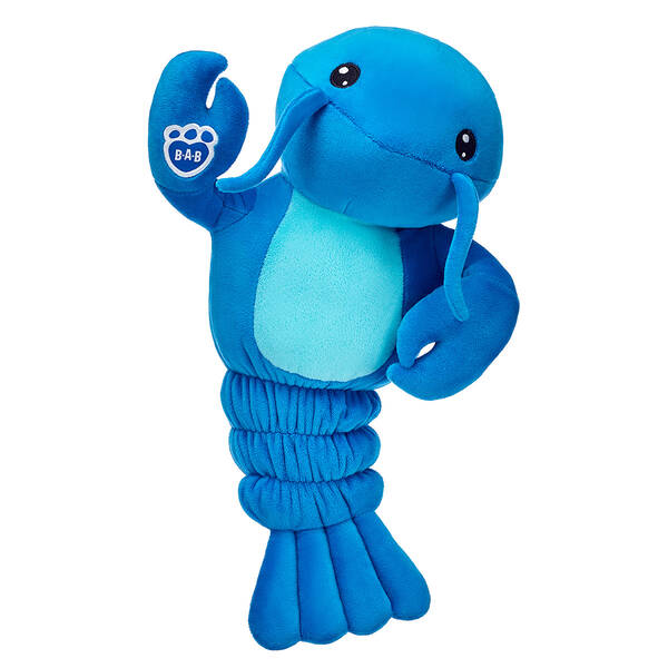 Online Exclusive Blue Lobster - Build-A-Bear Workshop®