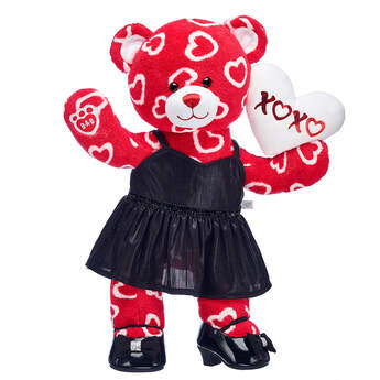 Online Exclusive FURever Love Bear XOXO Gift Set, , hi-res