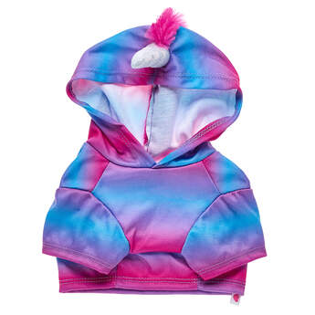 Promise Pets™ Unicorn Hoodie - Build-A-Bear Workshop®