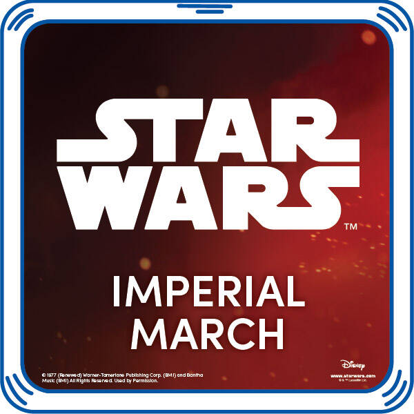 Imperial March Sound - Build-A-Bear Workshop®
