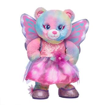 Pastel Bear Fairy Friend Gift Set, , hi-res