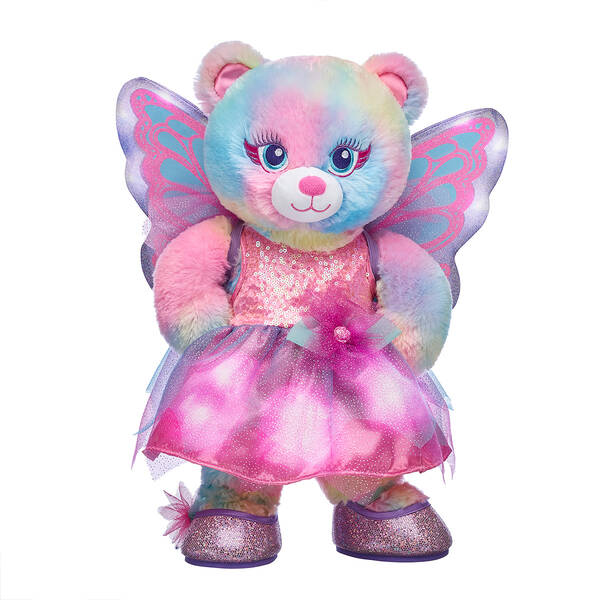 Pastel Bear Fairy Friend Gift Set, , hi-res