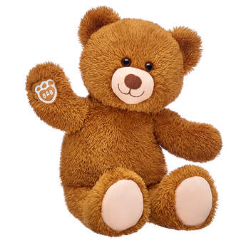 Online Exclusive Happy Brown Bear - Build-A-Bear Workshop®