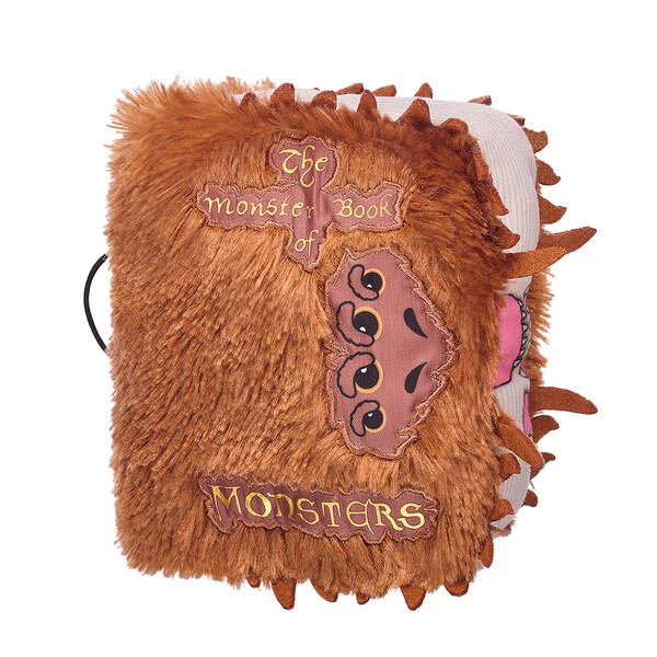 Online Exclusive The Monster Book of Monsters Wristie - Build-A-Bear Workshop®