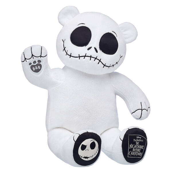 Disney Tim Burton's The Nightmare Before Christmas Jack Skellington - Build-A-Bear Workshop®