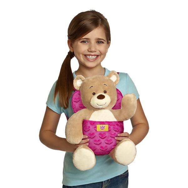 Pink Bear Carrier, , hi-res
