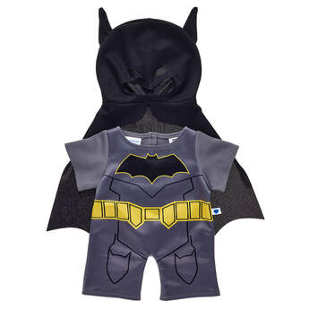 Rebirth Batman™ Costume for Plush Toys - Build-A-Bear Workshop®